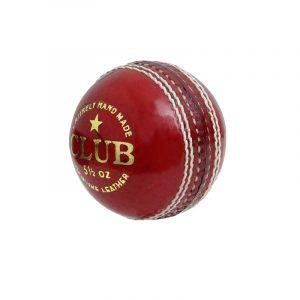 CW Club 2 Piece Leather Cricket Bal