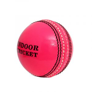 CW Indoor Pink Cricket Ball Hard Leather / Genuine Quality 2 Piece Pack of 3