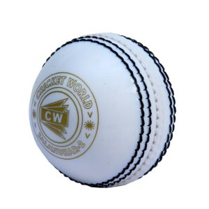 CW Spin White Cricket Ball Water Pr