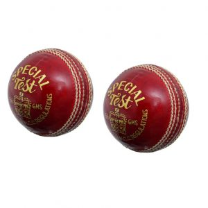 CW Pack of 2 Special Test Red Leath