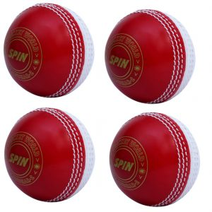 CW Spin Cricket Ball Set Of 4 Dual