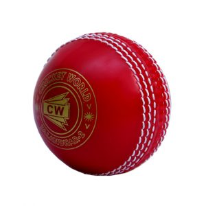 CW SPIN Red Incredible Cricket Ball