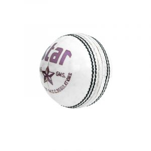 CW STAR Leather Cricket Ball...