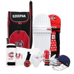 CW Player Choice Red Cricket Kit Wi