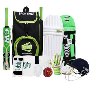 CW Bullet Green Cricket Kit Complet