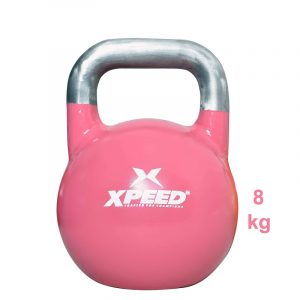 Xpeed Competition Kettlebell Hand Weight Body Fitness Toning Exercise Gym Kettlebell