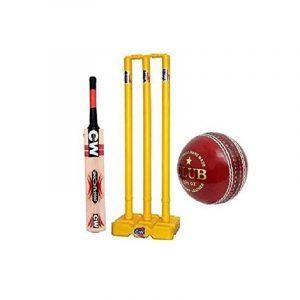 CW Windy Cricket Practice Kit Yello