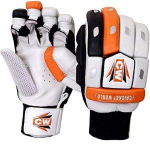 CW Crown Cricket Batting Gloves, Me
