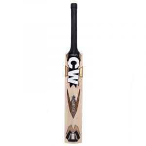 CW Maestro Genuine Kashmir Willow BAT with Mallet for Knocking Leather Ball BAT Kashmir Willow Cricket BAT Short Handle