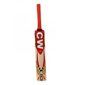 CW Smasher Tennis Ball Tennis Kashmir Willow BAT Junior Size Small Size Cricket BAT Tennis Ball Play