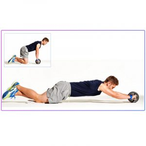 XPEED Ab Roller for Abs Workout, Ab